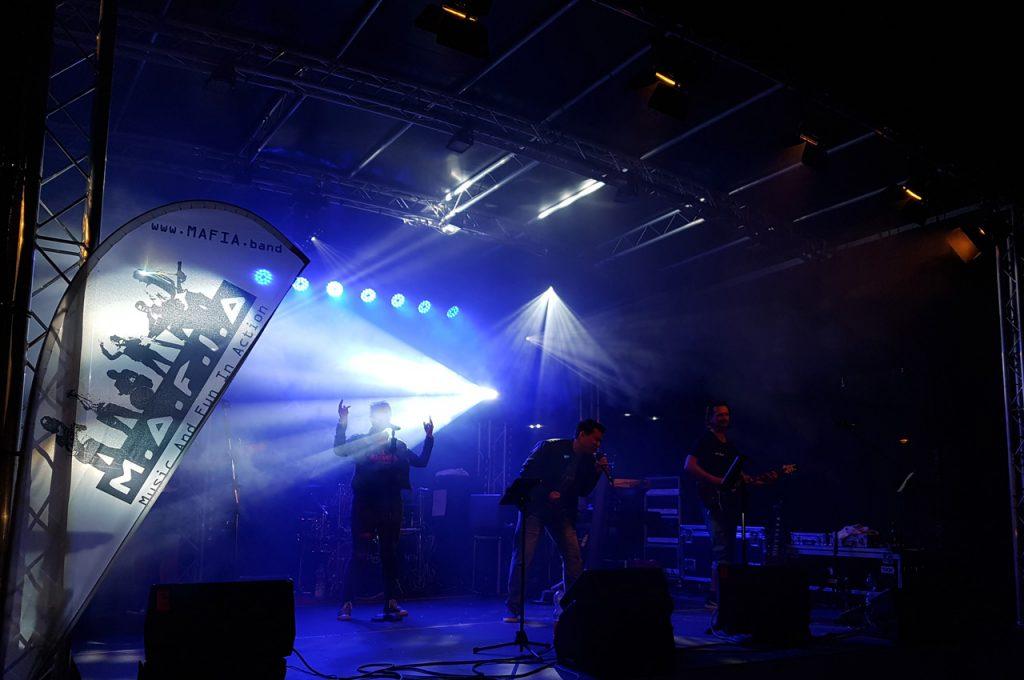 MAFIA @ Hessentag 2017 in Rüsselsheim, Mainufer