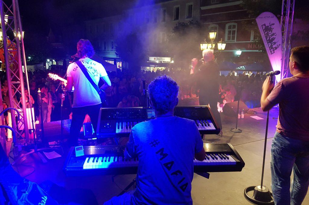 MAFIA @ Lange Nacht 2017 in Hünfeld
