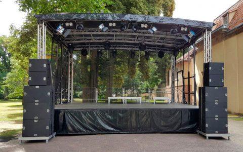 MAFIA | Mobile Bühne